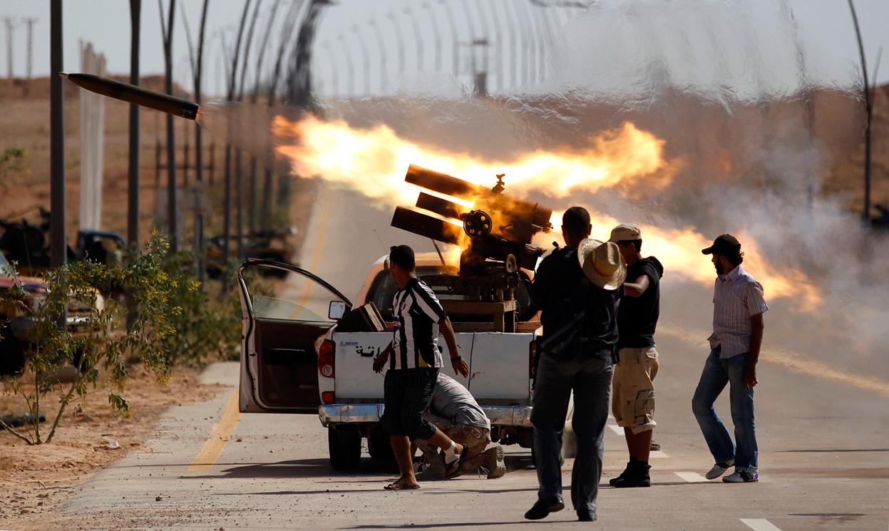 الإمارات متهمة بانتهاك حظر السلاح على ليبيا