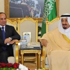 الملك سلمان والرئيس السيسي