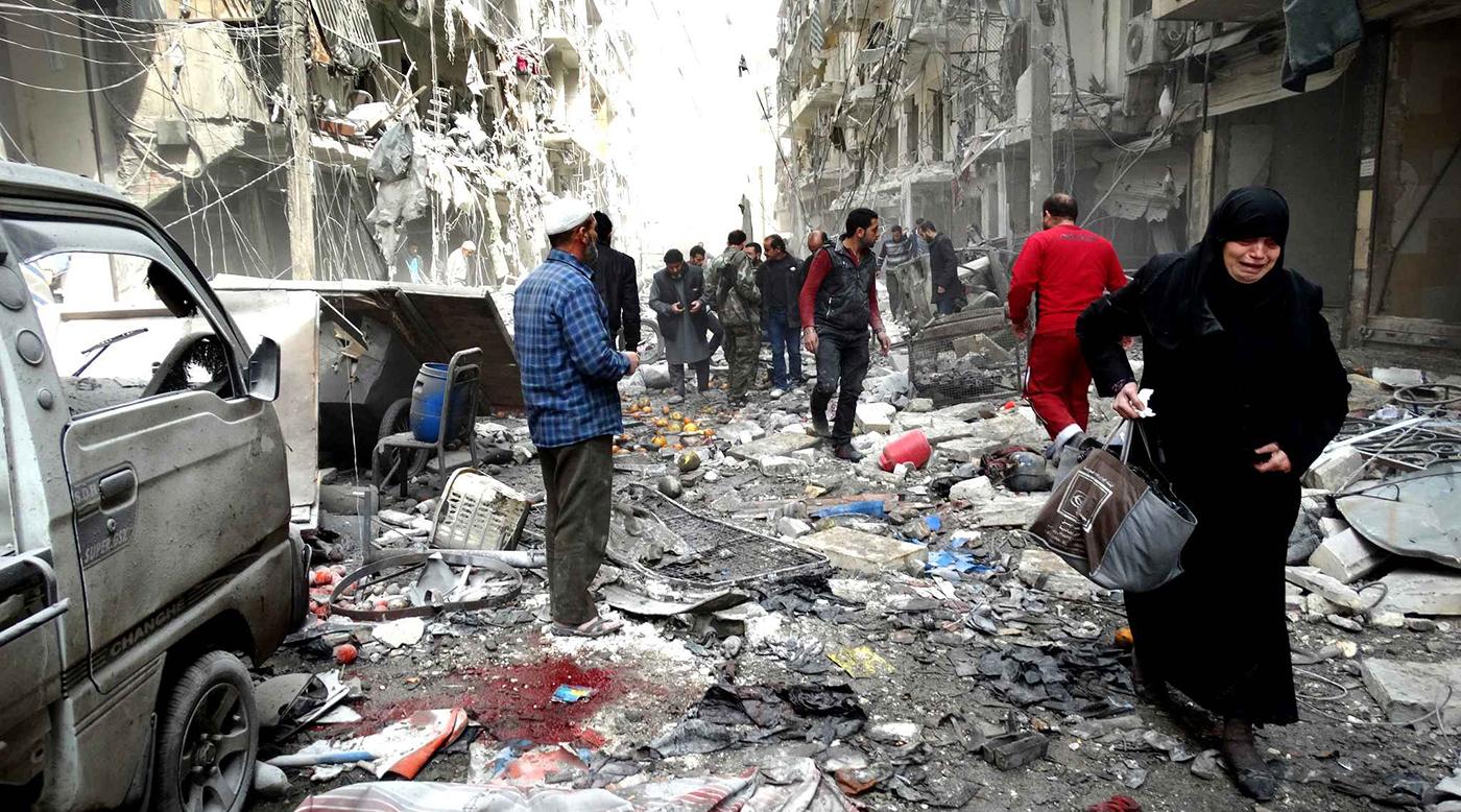 النظام يوصد كل الأبواب أمام السوريين