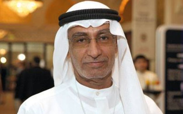 عبد الخالق عبدالله، المستشار السياسي لولي عهد أبو ظبي محمد بن زايد