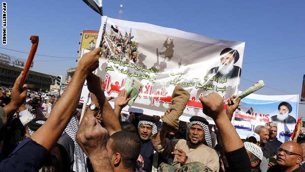 هيمنة إيران على العراق