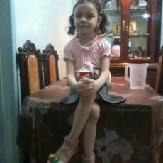 الطفلة السورية صفا