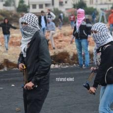 المواجهات الفلسطينية