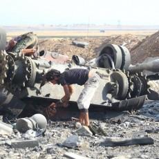 الحرب على سوريا