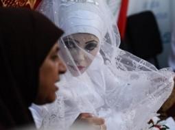 عروس فلسطينية