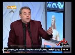 شاهد.. عكاشة يزعجه هذه المرة حجاب خديجة بن قنة!
