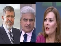 """بالفيديو.. مذيعة التلفزيون المصري: """"حكم مرسى كان فيه رأى ورأى آخر لكن عهد السيسي مفيش غير رأى واحد"""""""