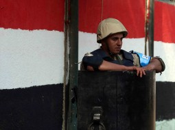 شرطي مصري