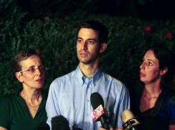 عائلة الجندي الاسرائيلي غولدين