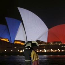 التضامن مع فرنسا