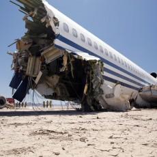 الطائرة الروسية المنكوبة