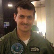 الطيار الأردني مجدي الصمادي