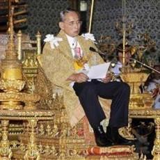 الملك التايلاندي بوميبول أدولياديج