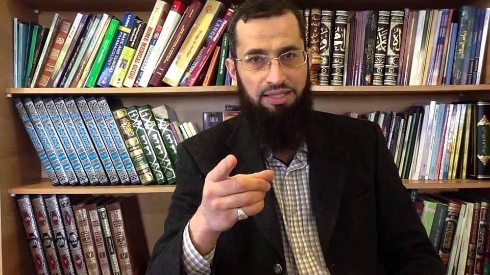 داعية اسلامي أردني