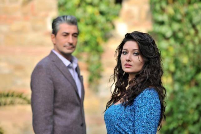 ممثلة تركية