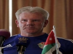 مدرب المنتخب الأردني