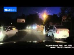 بالفيديو: سيارة اسعاف حاولت انقاذ مريض فقتلته في روسيا !!