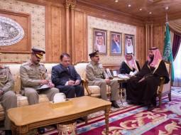 مشاورات سعودية باكستانية