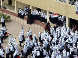 مدرس مصرية