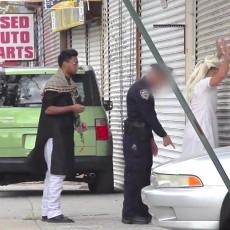 عنصرية رجال الشرطة