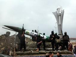 صواريخ حماس