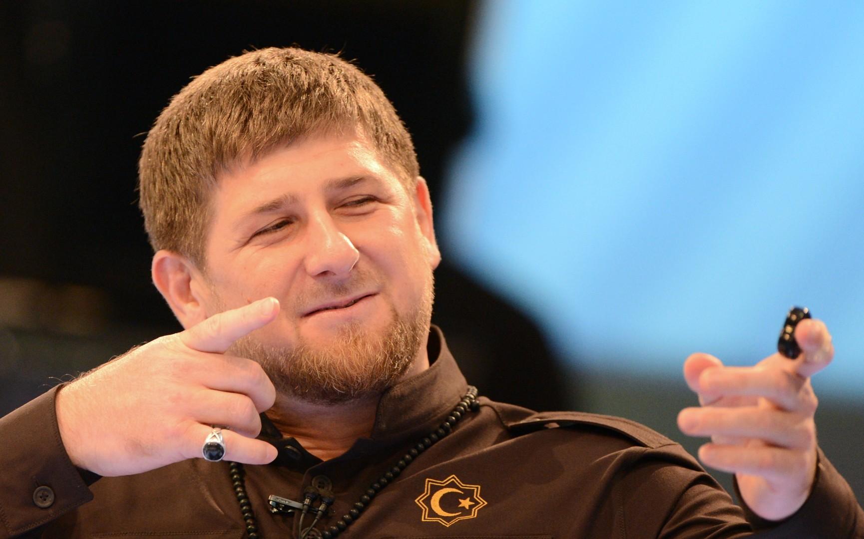 الرئيس الشيشاني