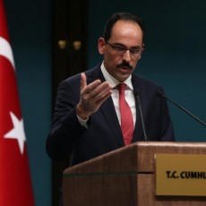 المتحدث باسم الرئاسة التركية