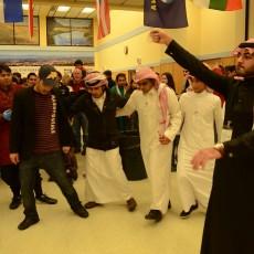 سعوديون في أمريكا