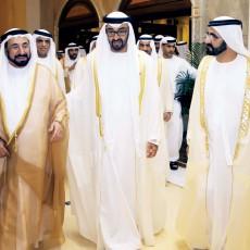 شيوخ الإمارات