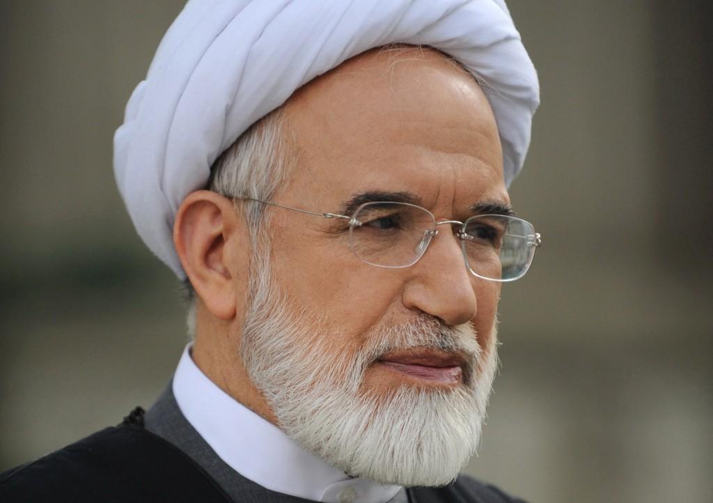 المعارض الإيراني مهدي كروبي