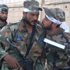 مقاتلين شيعة