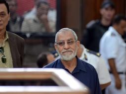 مرشد الإخوان المسلمين محمد بديع