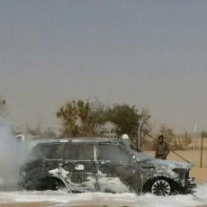 سيارة سعودية