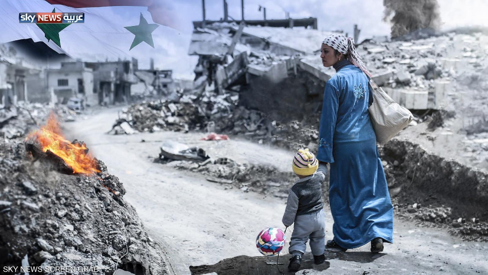 مجاعة سوريا
