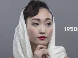 شاهد كيف تطور جمال اليابانيات على مدى 100 عام؟