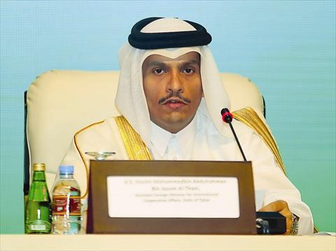 محمد بن عبدالرحمن بن جاسم آل ثاني