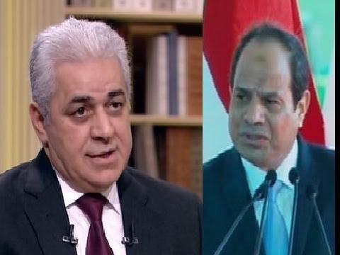 """حمدين صباحي انتقد السيسي على الهواء مباشرة فجرى قطع البث سريعا """"فيديو"""""""
