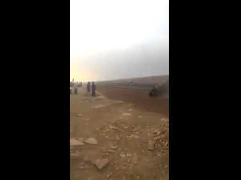 فيديو.. انتحار مفحط سعودي أمام جمهوره