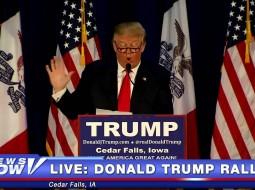 """العنصري دونالد ترامب يصف اللاجئين السوريين بـ""""الأفاعي"""" في قصيدة هجاء """"فيديو"""""""