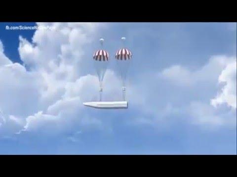 فيديو.. شاهد هذا الاختراع المثير الذي قد ينقذ جميع الركاب عند سقوط طائرتهم
