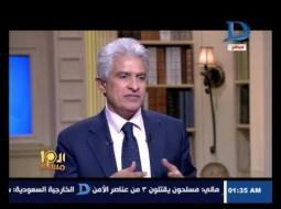 فيديو.. سمير غانم بنسحب من حواره مع الاعلامي وائل الابراشي