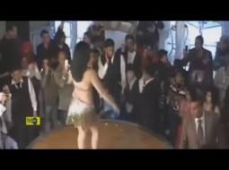 بالفيديو…تحرش جماعي براقصة في أحد أعراس مصر
