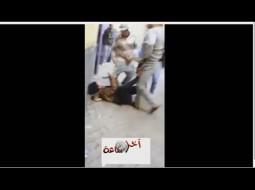 فيديو: رجل يعتدي على زوجته بطريقة مشينة في المغرب