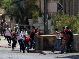 مواجهات فلسطينية