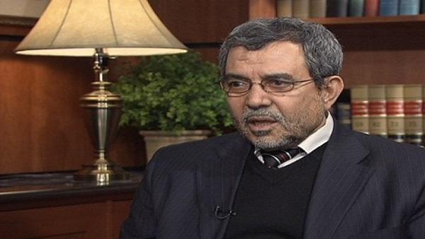 وزير الخارجية الليبي علي أبو زعلوك