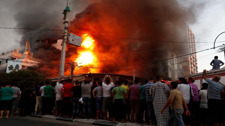 انفجار القاهرة