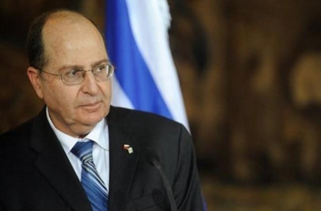 وزير الجيش الاسرائيلي