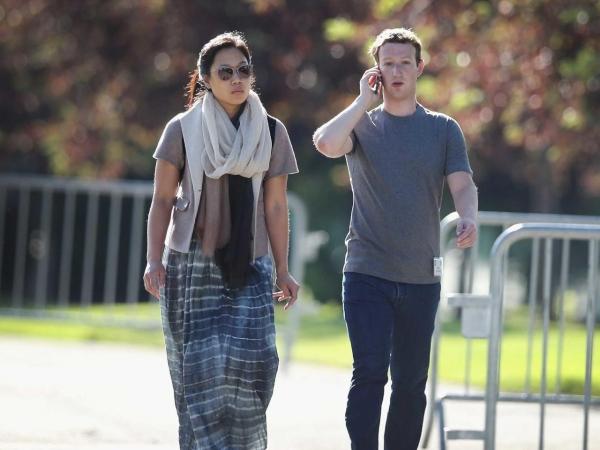 مارك مؤسس الفيس بوك