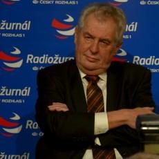 الرئيس التشيكي