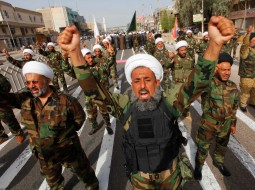 الحشد الشعبي العراقي